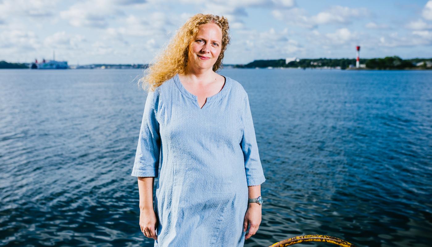 Ocean Summit Organisatorin Stefanie Sudhaus ist Kieler Zukunfsmacherin des Monats, Juli 2020